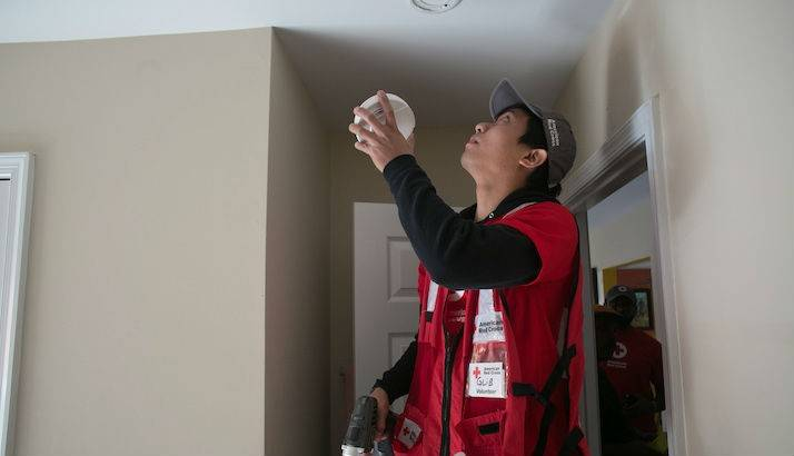 volunteer opportunities for sound the alarm