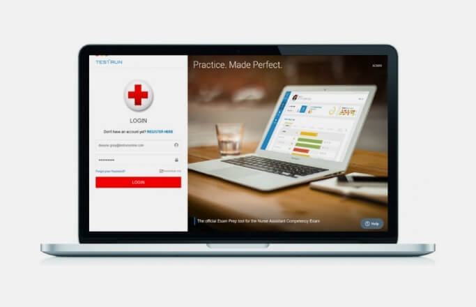 Prepare with Red Cross Practice Tests