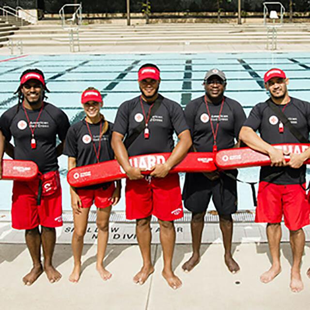 Lifeguard Training Certification Red Cross