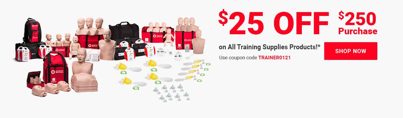 Training Supplies