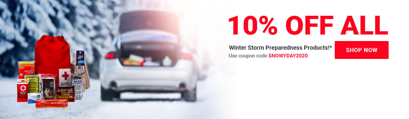 Winter Storm Disasters Preparedness