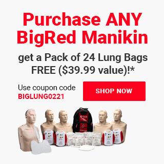 Big Red Manikin