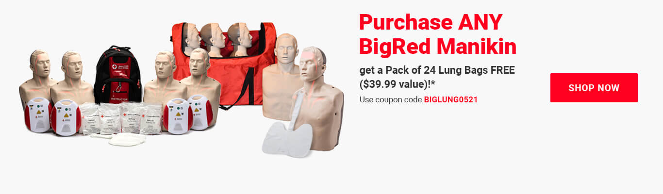 Big Red Manikins