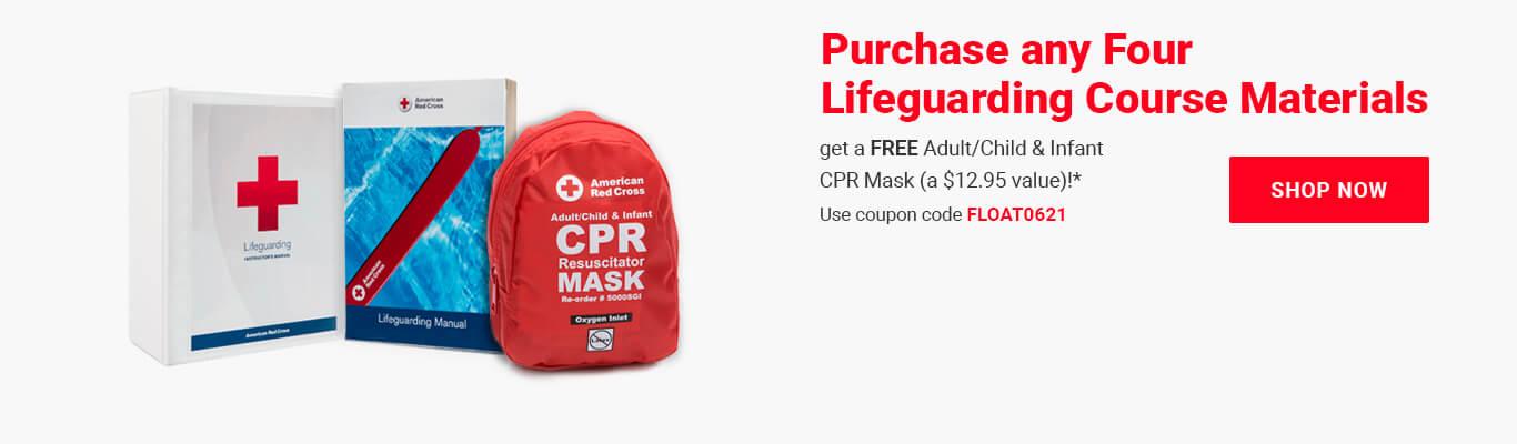 Purchase any Lifeguarding or Aquatics Material