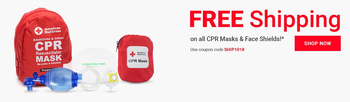 CPR Manikin Mask Shield