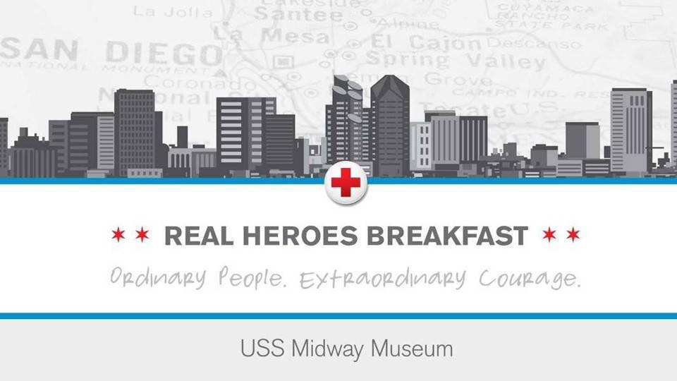 Annual Real Heroes Breakfast