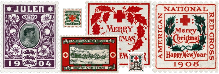 The American Red Cross and the First Christmas Seals