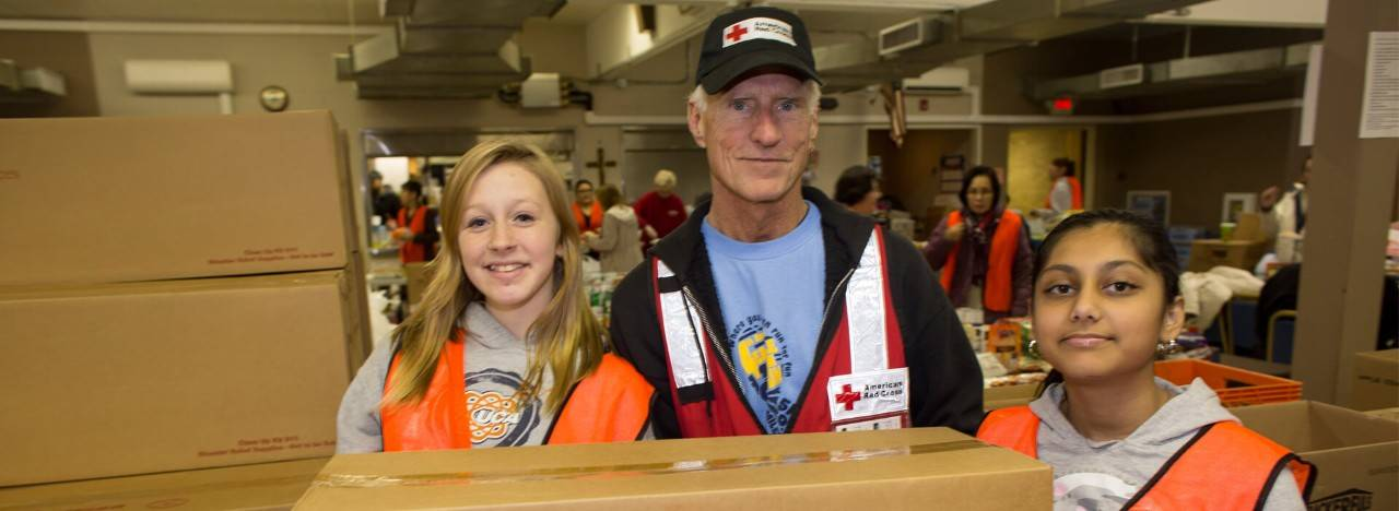 Get Involved With a Group or Program | Red Cross