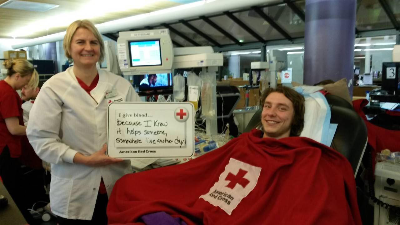 Be a Hero: Donate Blood, Platelets during Trauma Awareness Month