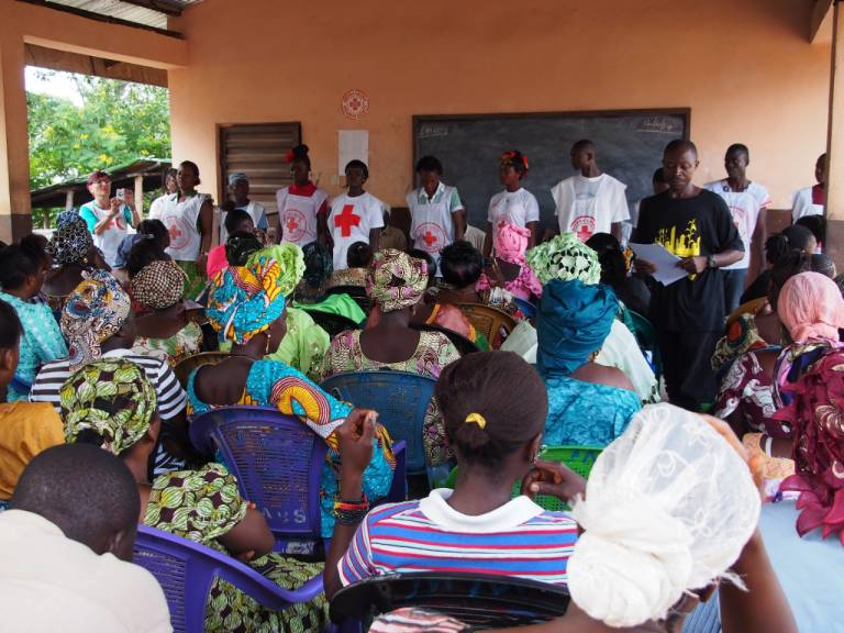 International-Services-Ebola-Africa-Volunteers-classroom