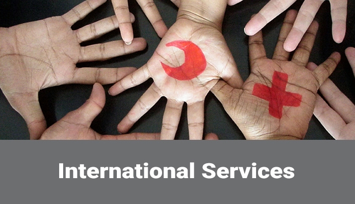 international hands for red cross