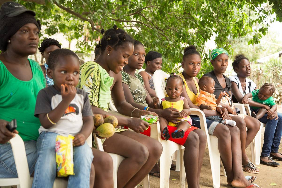 Donations fund measles & polio vaccinations for kids in Haiti