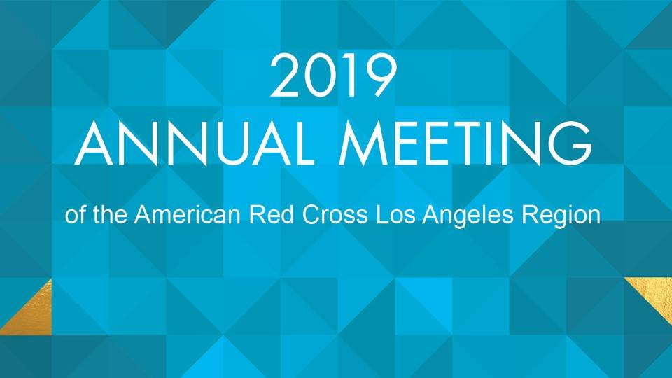 103rd Annual Meeting