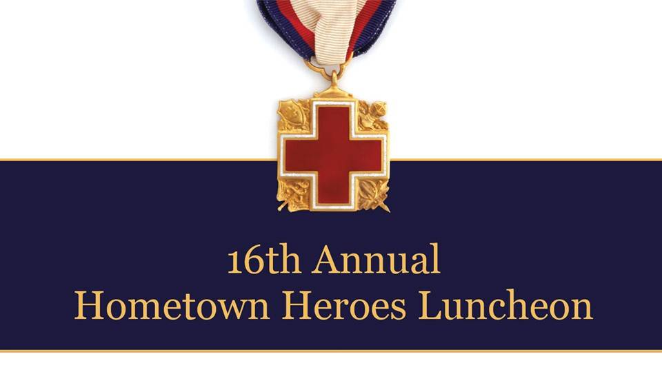 Annual Hometown Heroes Luncheon