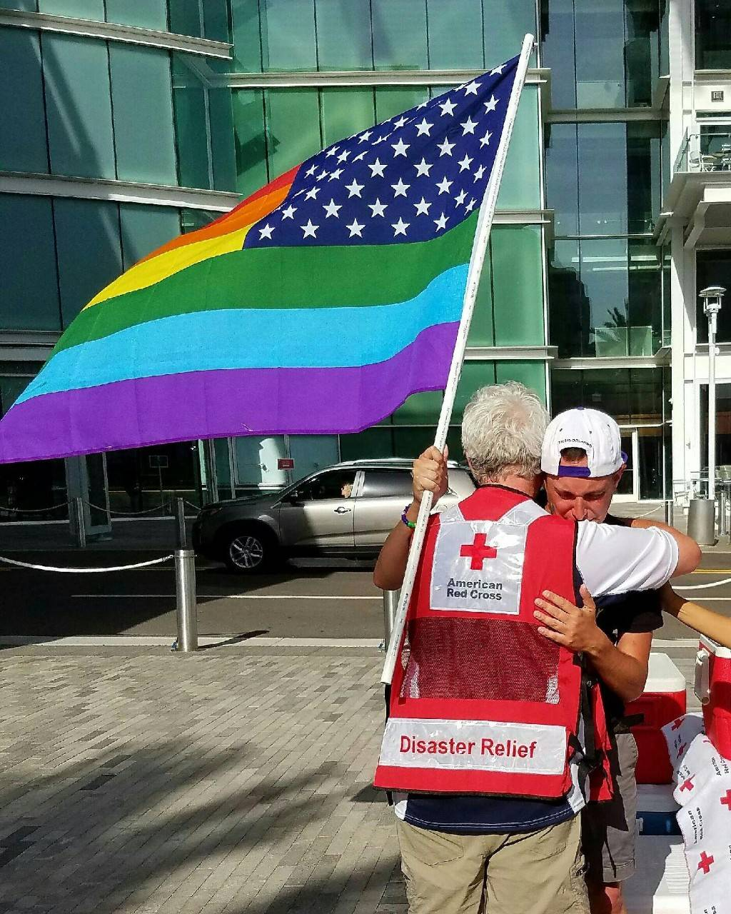 Red Cross: Caring for Each Other After the Orlando Shooting