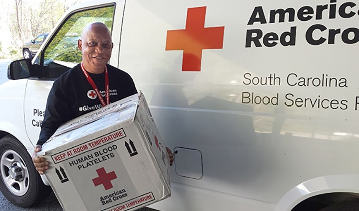 Volunteer Drivers - Biomedical | American Red Cross