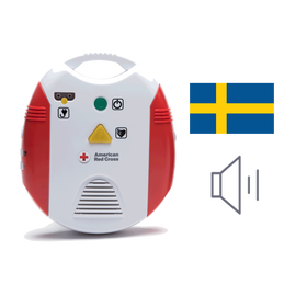 AED Trainer Language File - Swedish