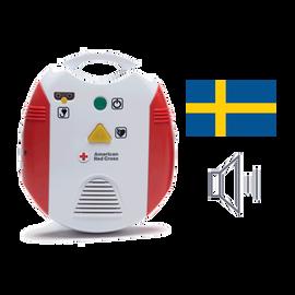 AED Trainer Language File - Swedish