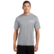 Unisex Performance Short Sleeve T-Shirt with American Red Cross Logo