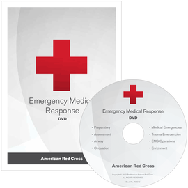 Emergency Medical Response DVD, (EA) Rev. 12/17