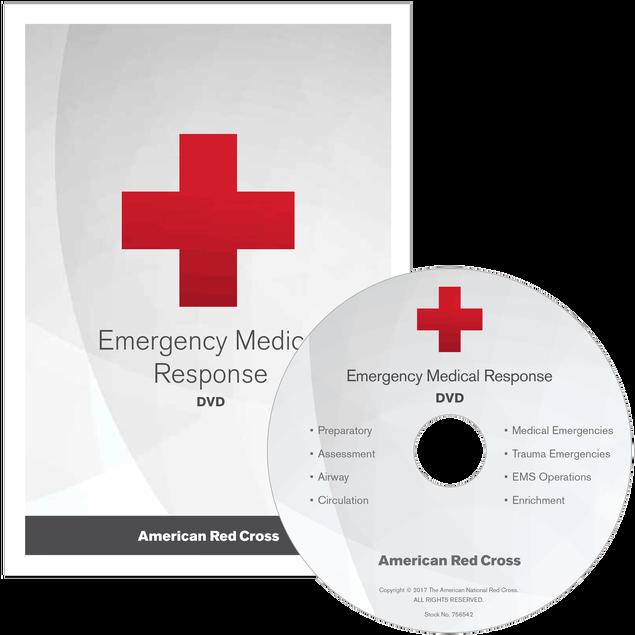 Emergency Medical Response DVD, (EA) Rev. 12/17