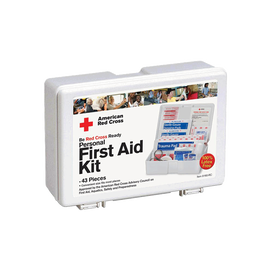 Red Cross Personal First Aid Kit