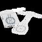 Prestan Adult Face Shield Lung Bag (Pk/10)