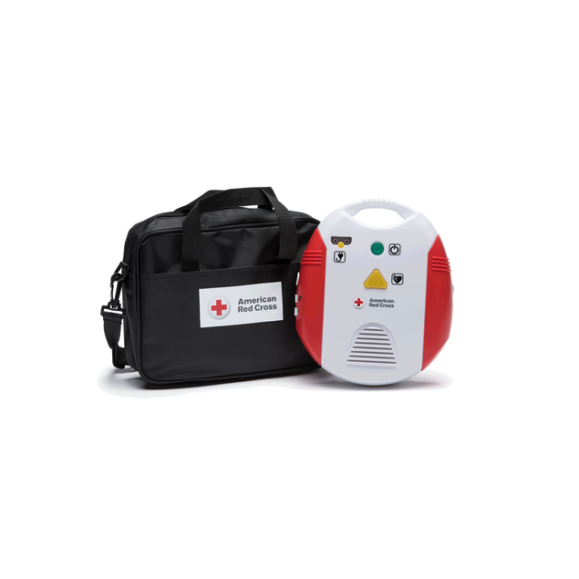 AED Trainer with Multi-Language USB Port & Metronome