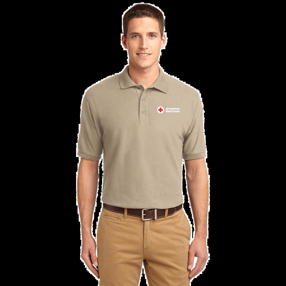 Men's Cotton Polo Shirt | Red Cross Store
