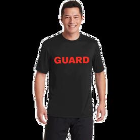 Unisex Hanes Cool Dri Performance T-Shirt - GUARD Print