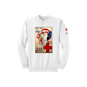 Unisex Crew Neck with Spirit of America Vintage Print