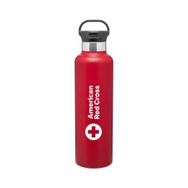 H2go Ascent 25 oz Stainless Steel Water Bottle