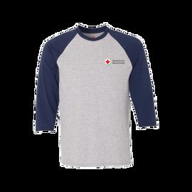 X-Temp 3/4 Sleeve Baseball T-Shirt