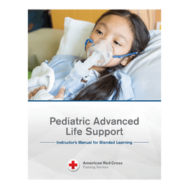 American Red Cross PALS Instructors Manual for Blended Learning