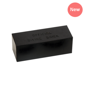 Rubber Diving Brick for Lifeguard Training
