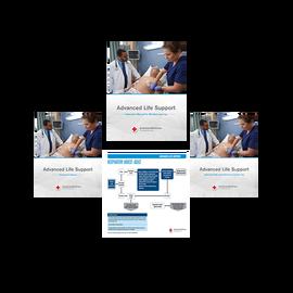 Advanced Life Support Basic Instructor's Kit