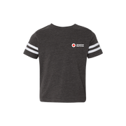 Unisex Toddler Football Style Jersey T-Shirt
