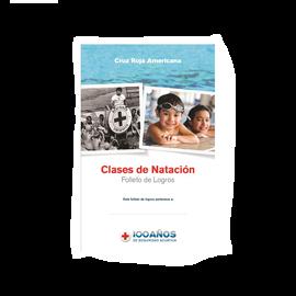 Swim Lessons Achievement Booklet - Spanish Pk/10