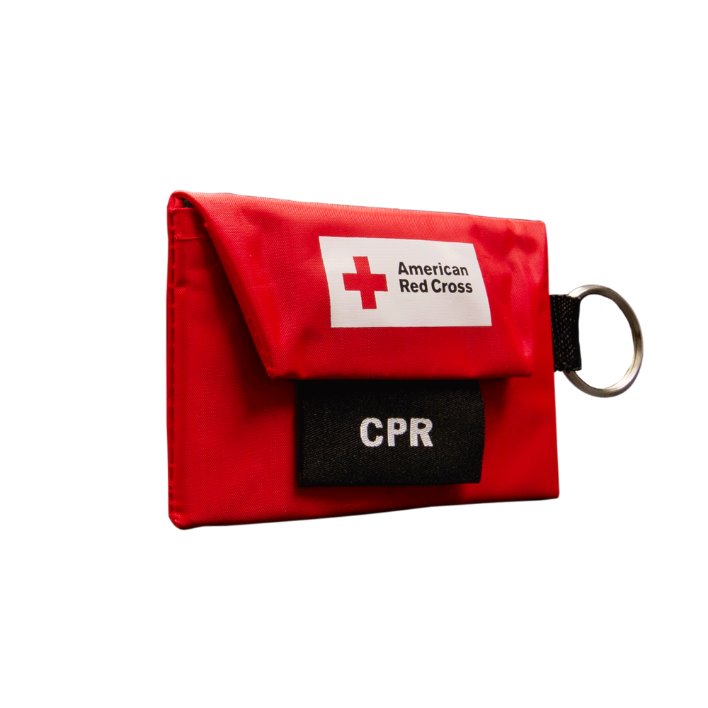 98440aaa34 CPR Keychain with Face Shield and Gloves| Red Cross Store