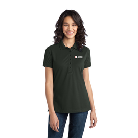 Women's Pique Polo Shirt