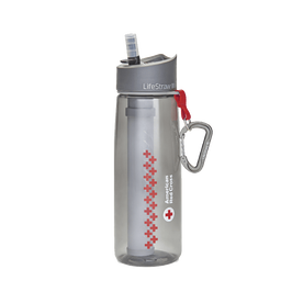 American Red Cross LifeStraw Go Filter Water Bottle