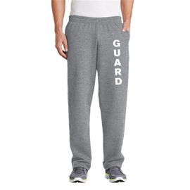 Unisex Fleece Sweatpant with Pockets - GUARD