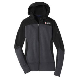 Colorblock Full-Zip Hooded Jacket - Mens
