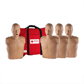 CPR Manikin Carrying Bag - Adult 4 Pack