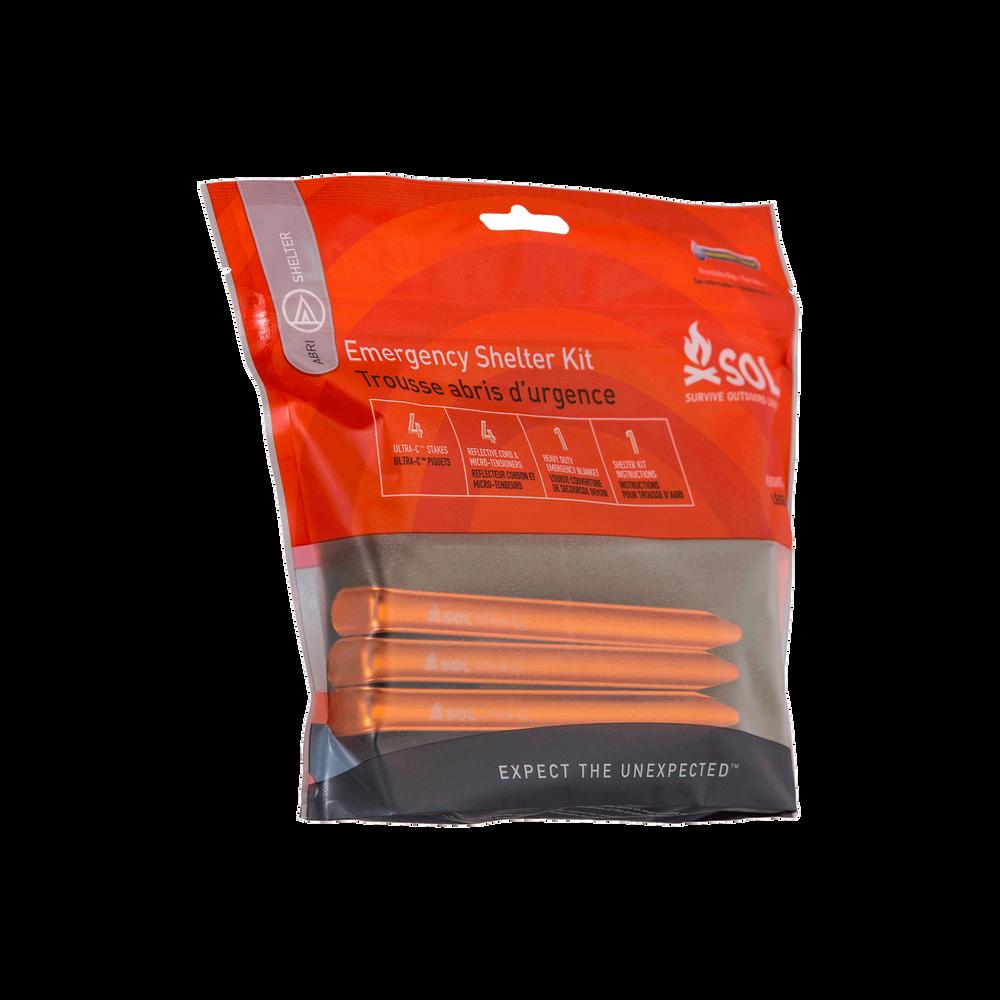 Survive Outdoors Longer (SOL) Emergency Shelter Kit | Red Cross Store