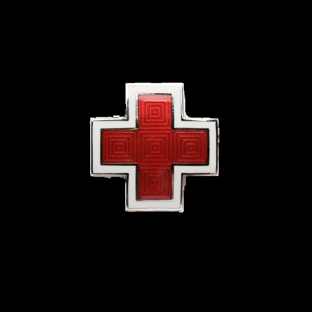 фото с красным крестом