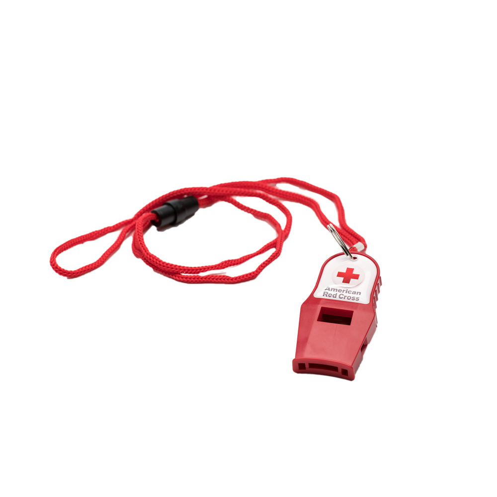 cfb41332aae0 Red Cross Lifeguard Whistle