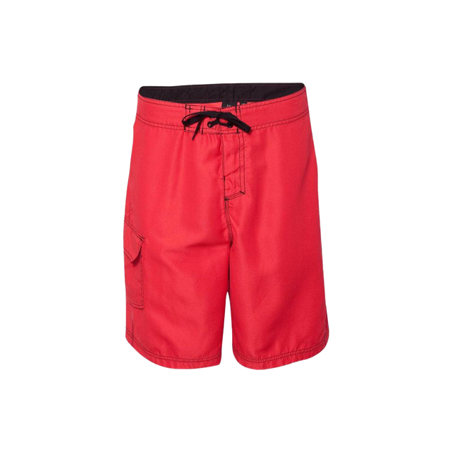 Men's Burnside Solid Boardshorts