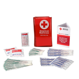 American Red Cross Pocket First Aid