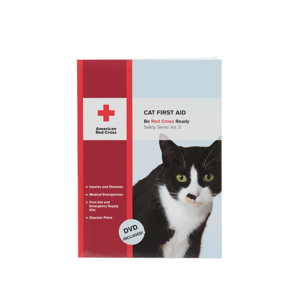 Cat first aid red cross store xflitez Image collections